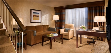 Executive Suite Parlor