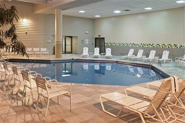 Newly Renovated Indoor Pool