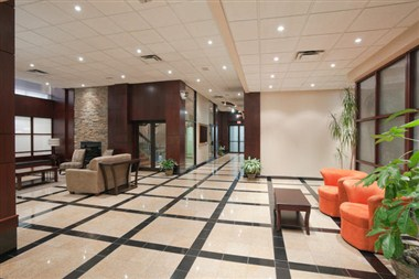 Welcome to the Crowne Plaza Hamilton