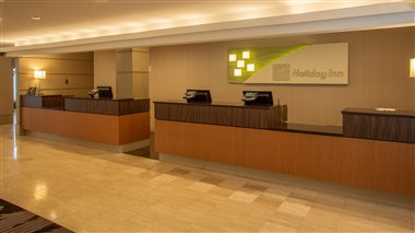 Front Desk Welcome