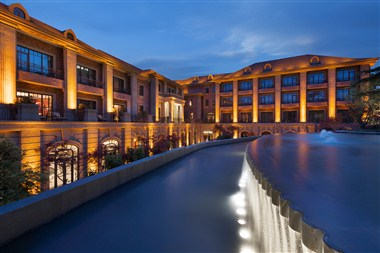 Hotel Exterior - Club Wing