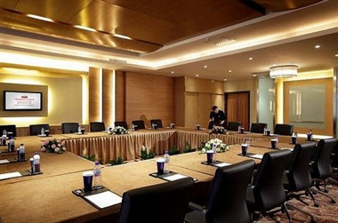 Aquamarine Meeting Room