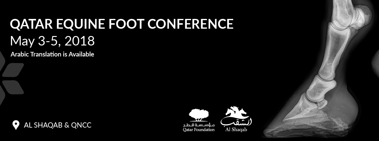 Qatar Equine Foot Conference 2018