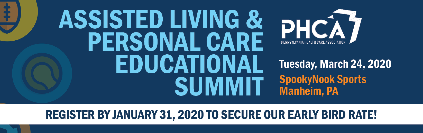 2020 PHCA Assisted Living and Personal Care Summit