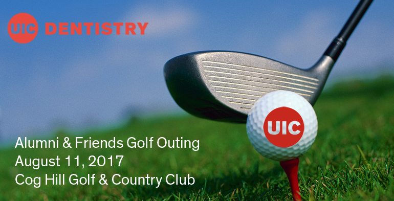 UIC College of Dentistry Alumni Golf Outing 2017