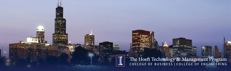 Hoeft Technology and Management Networking Reception