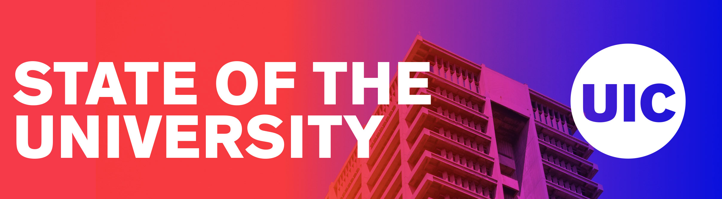 2018 State of the University