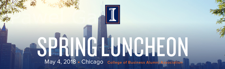 College of Business Spring Luncheon 2018