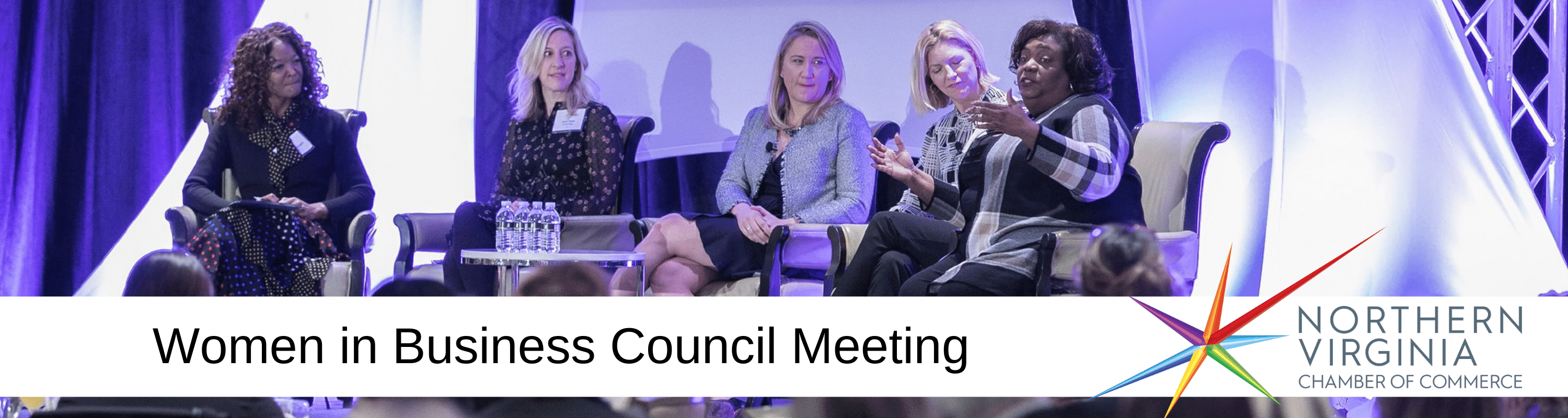 Women in Business Council Meeting