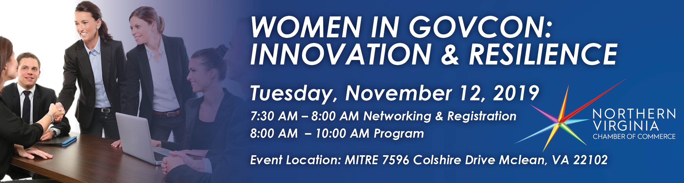 Women in GovCon - Innovation & Resilience
