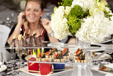 Catering services George-V
