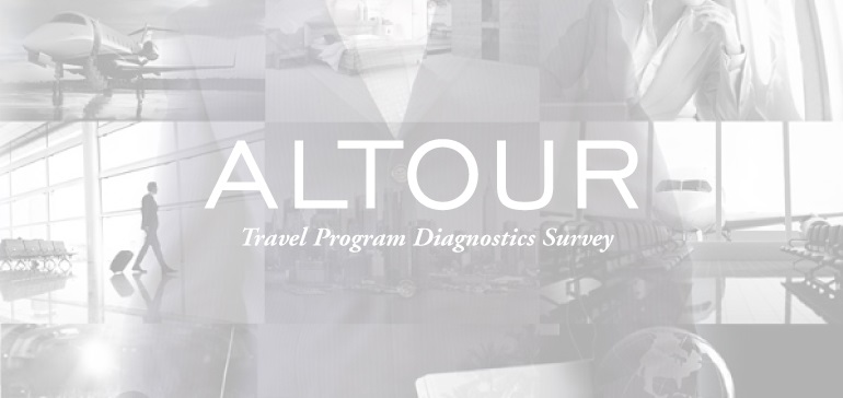 ALTOUR - Travel Program Diagnostics Survey