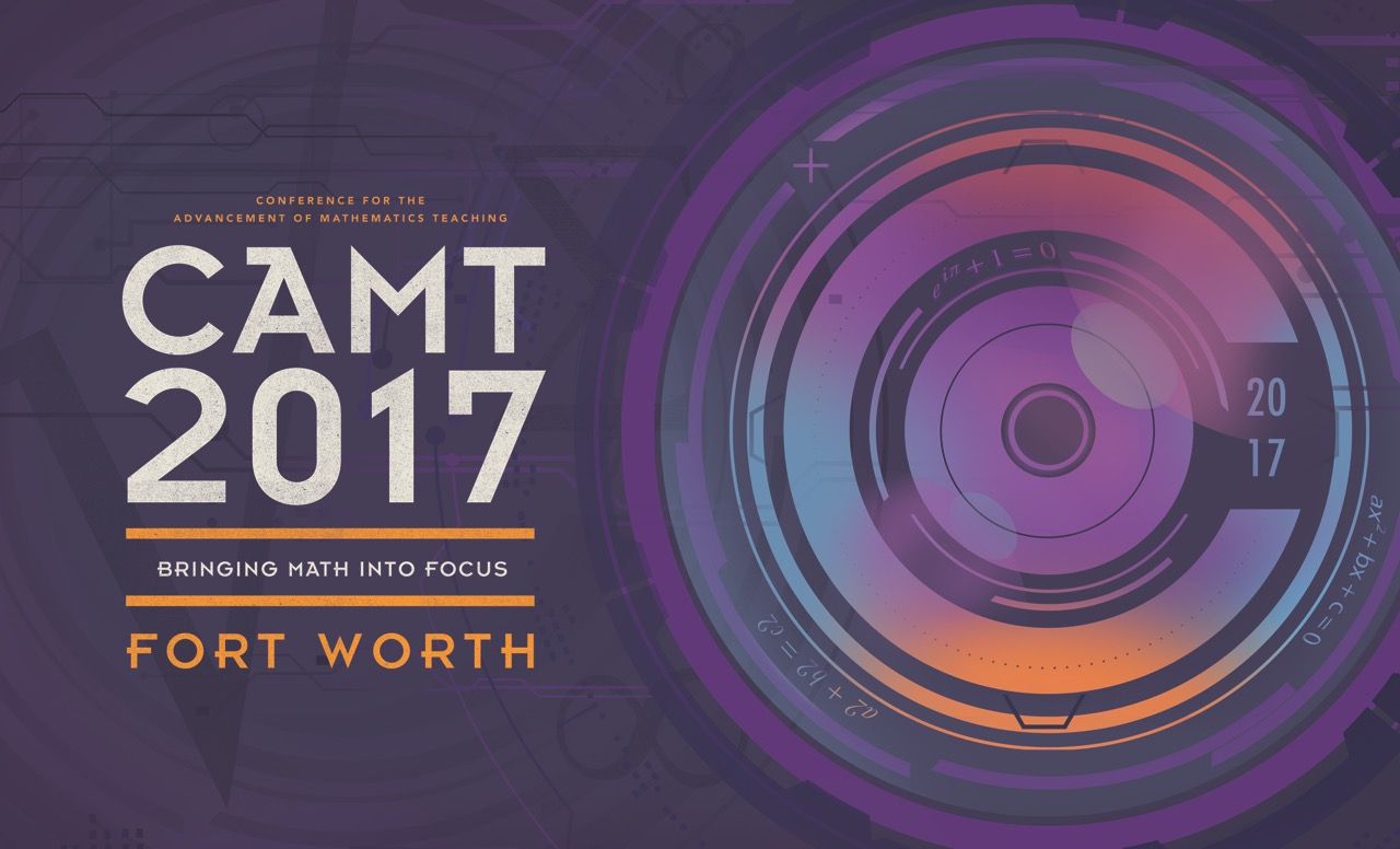 CAMT 2017: Bringing Math Into Focus