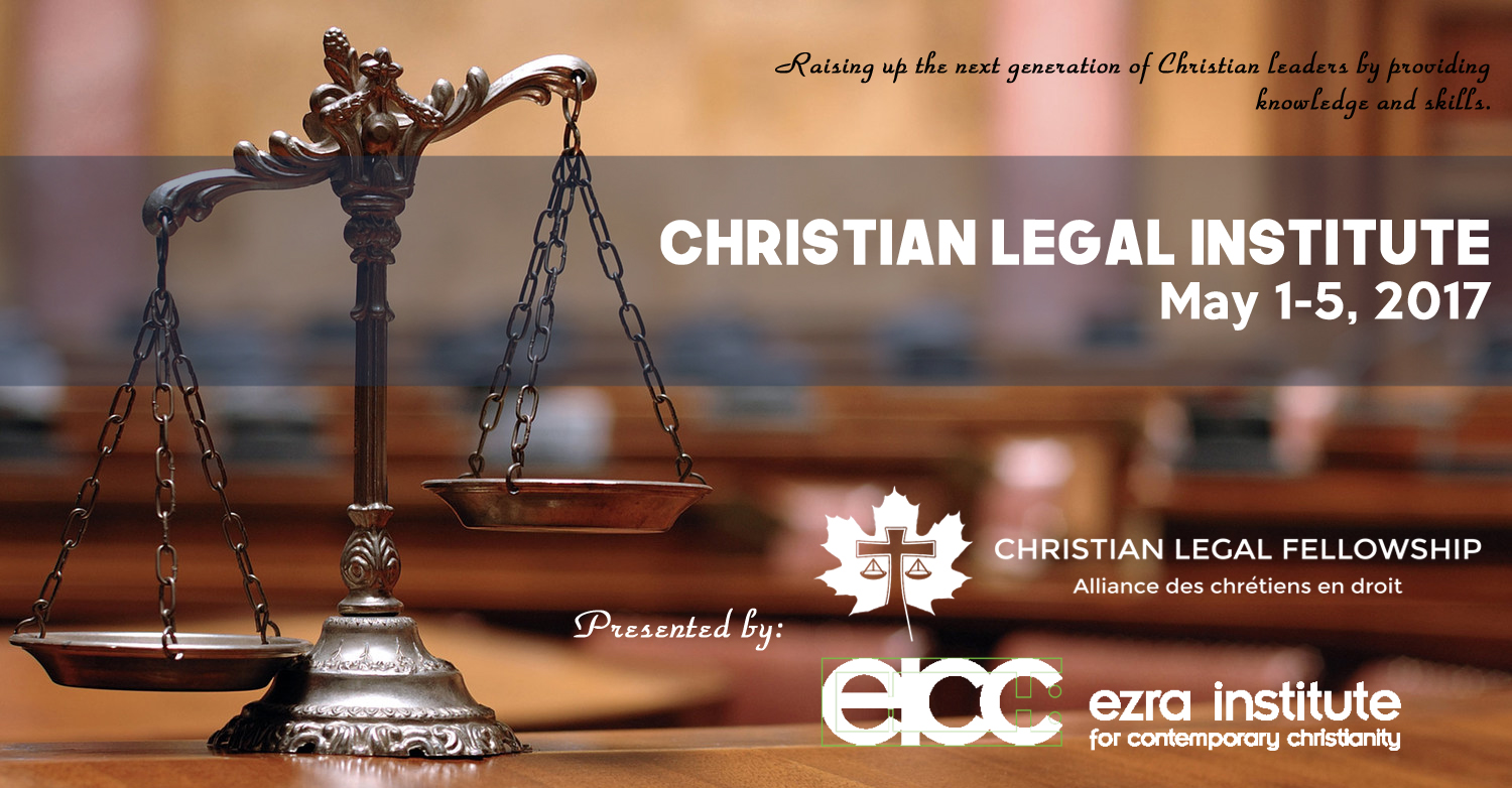 2017 Christian Legal Institute