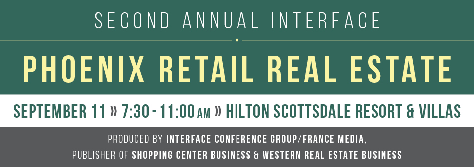 2018 InterFace Phoenix Retail Real Estate Conference