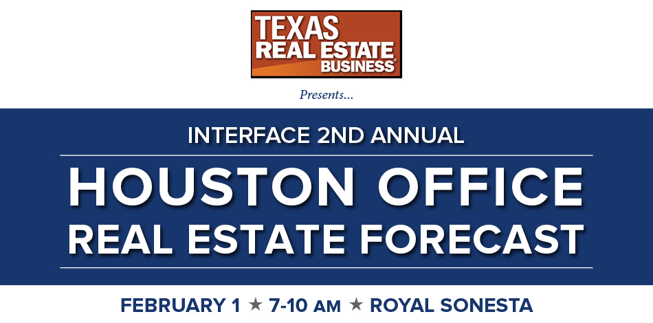 2018 InterFace Houston Office Real Estate Forecast