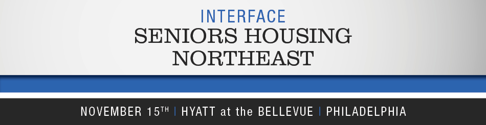 2016 InterFace Seniors Housing Northeast