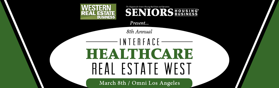 2017 InterFace Healthcare Real Estate West