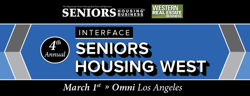 2018 InterFace Seniors Housing West