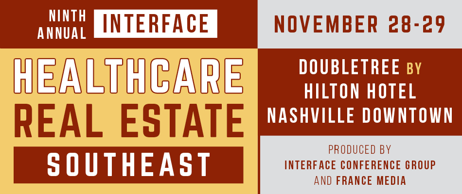 2018 InterFace Healthcare Real Estate Southeast