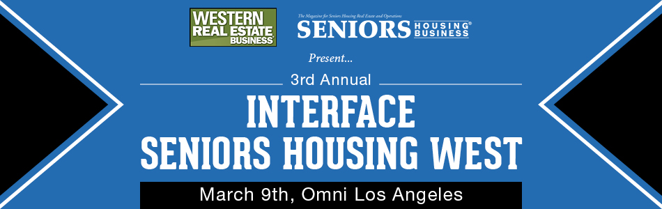 2017 InterFace Seniors Housing West