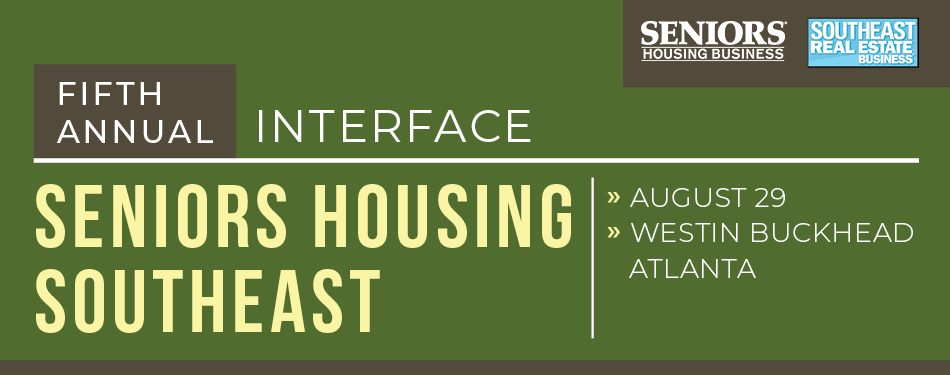 2018 InterFace Seniors Housing Southeast