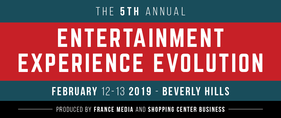 2019 Entertainment Experience Evolution