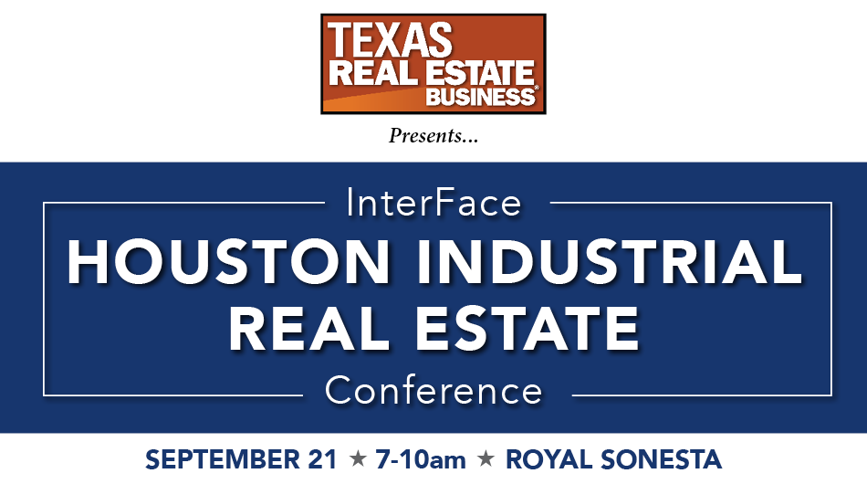 2017 InterFace Houston Industrial Real Estate Conference