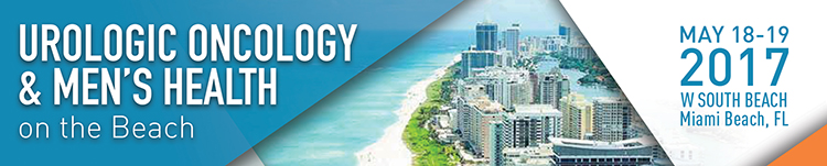 Urologic Oncology and Men's Health on the Beach 2017
