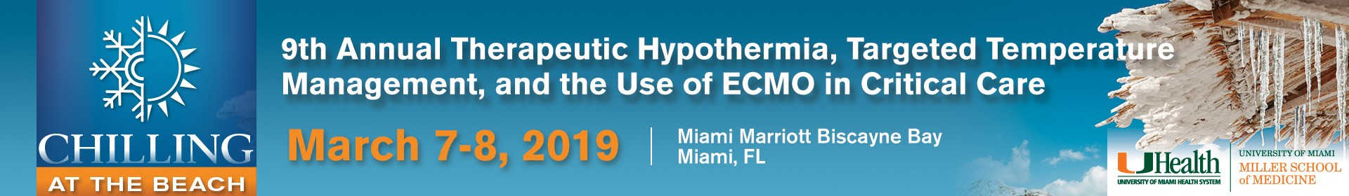 9th Annual Therapeutic Hypothermia, Targeted Temperature Management, and the Use of ECMO in Critical Care