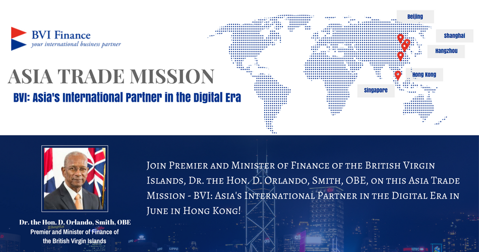 [Roadshow Hong Kong] BVI:  Asia's International Partner in the Digital Era