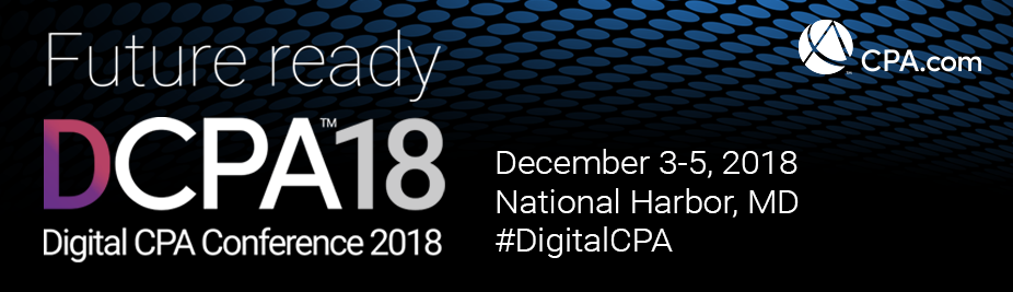 2018 Digital CPA Conference