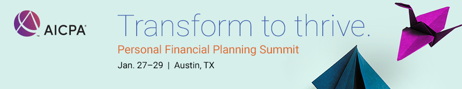 2020 Personal Financial Planning Summit