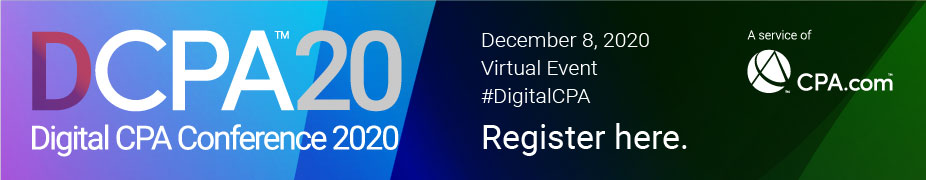 2020 Digital CPA Conference