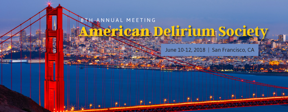 8th Annual American Delirium Society Conference