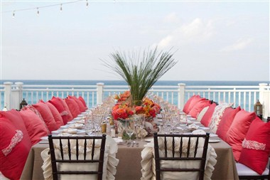 Beach Deck Private Dining