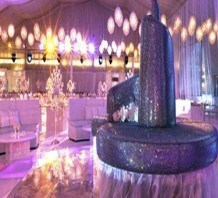 Asateer Indian wedding at Atlantis The Palm
