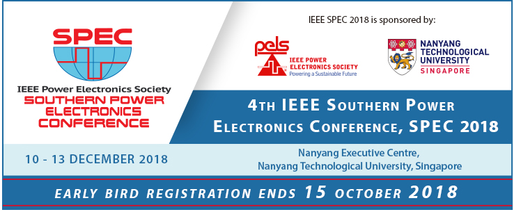 4th IEEE Southern Power Electronics Conference, SPEC 2018