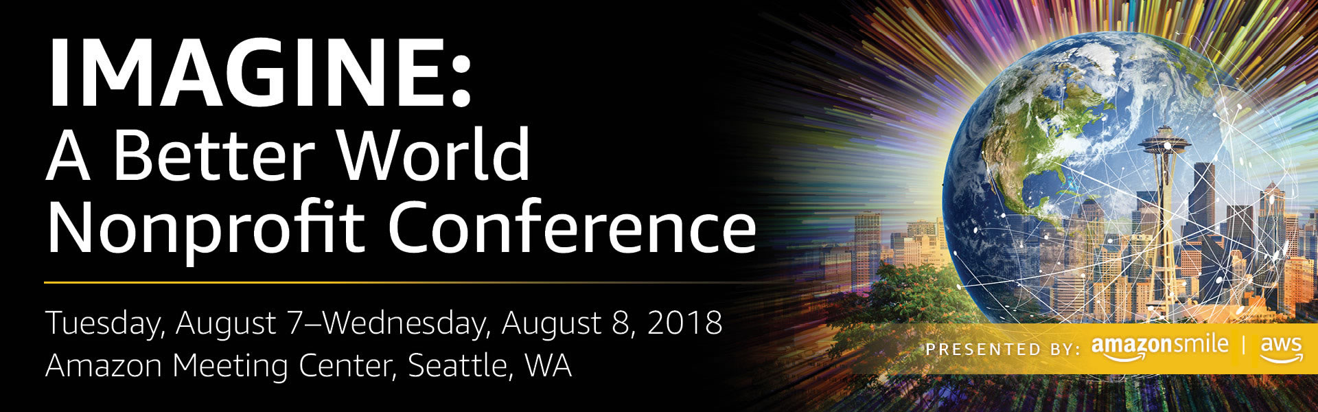 IMAGINE: A Better World, A Global Nonprofit Conference