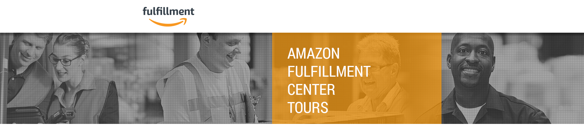 Amazon Fulfillment Center Tour  - Rugeley, Staffordshire