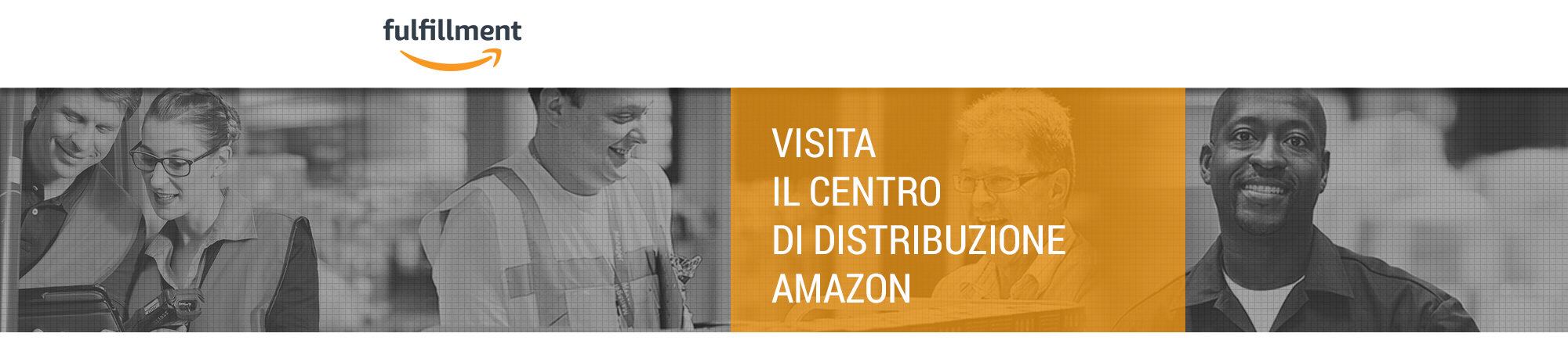 Tour di Amazon di Castel San Giovanni-Italia