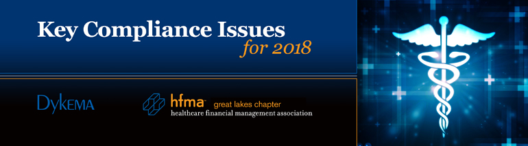 HFMA Key Compliance Issues Update 2018