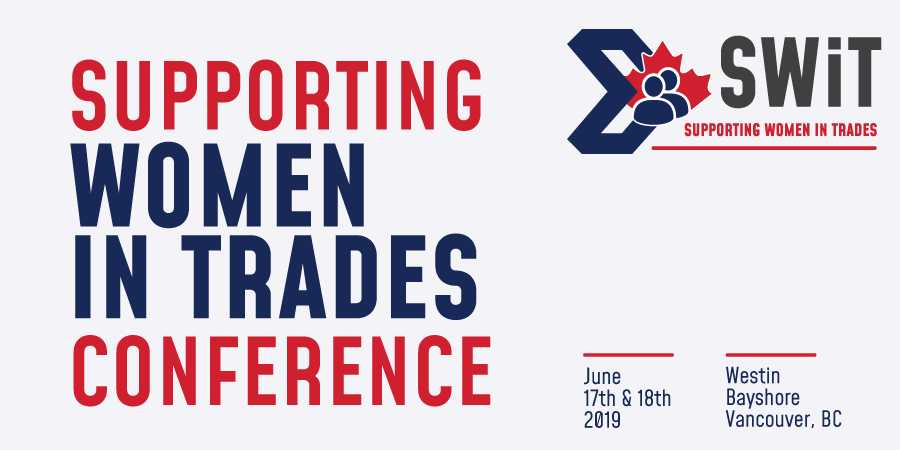 Supporting Women in Trades 2019