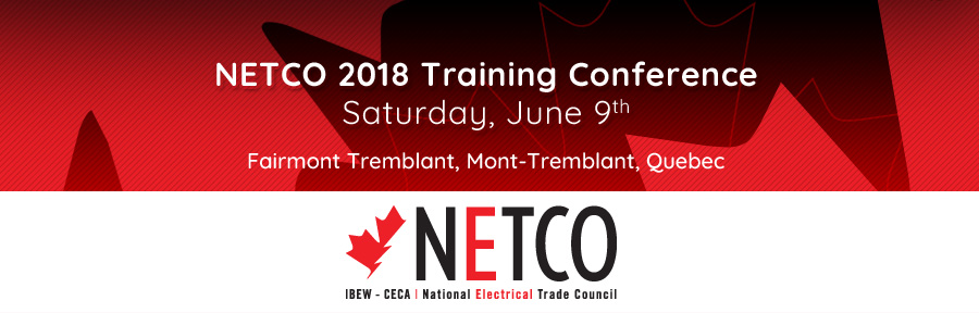 NETCO 2018 Training Conference