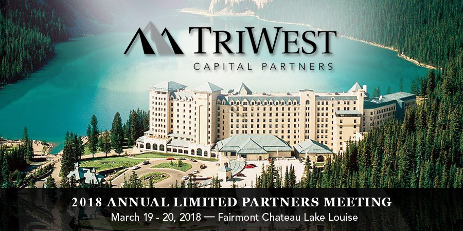 2018 Annual TriWest Limited Partners Meeting