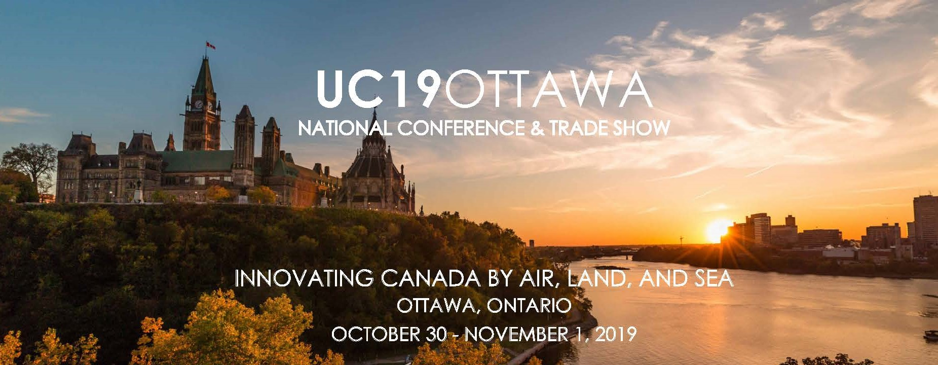 Unmanned Canada 2019 National Conference & Tradeshow