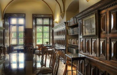 The Castle's Library