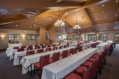 Evergreen Room - Lodges at Deer Valley