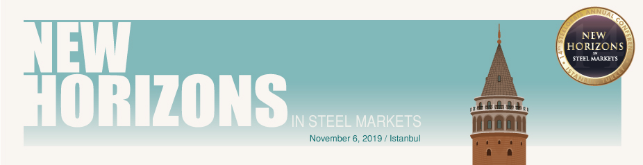 """New Horizons in Steel Markets"" 14th Annual Conference in Istanbul"