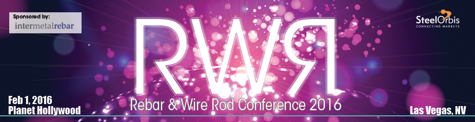 SteelOrbis Rebar & Wire Rod Conference 2016